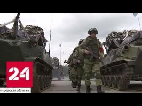 Запад-2017: Россия проверит Терминатор,  а Белоруссия испытает Полонез - Россия 24