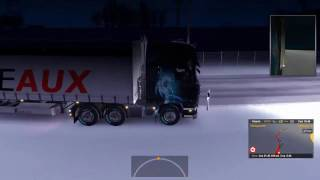 ETS 2 MP  Paris - Calais YOLU TROLL 3