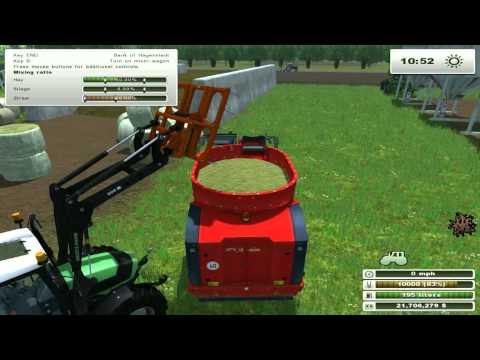 Farming sim Saturday Pigs and cows