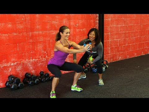 Kettlebell Exercises, CrossFit Workout, Fit How To Image 1