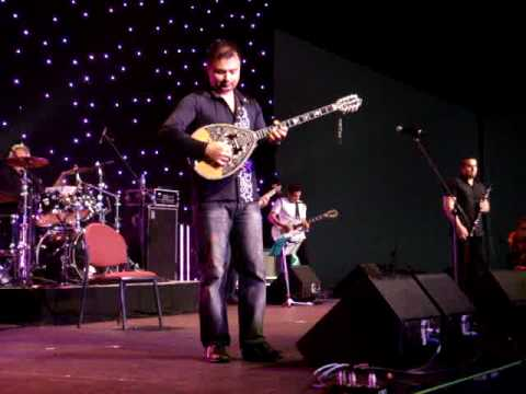 ROCK TSIFTETELI bouzouki solo by Angelo Avramakis - Live at the Adelaide Glendi 2009