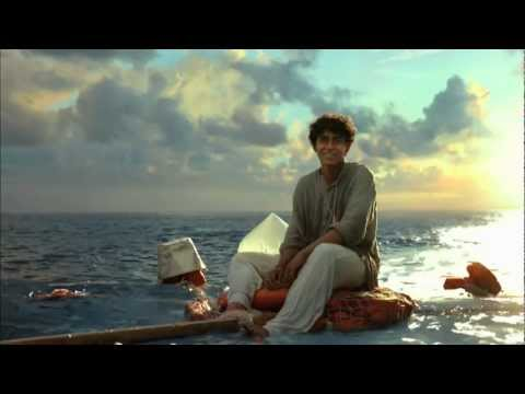 Mini-Making-of zu LIFE OF PI: Schiffbruch mit Tiger  - Deutsch / German