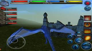Ultimate Dragon Family Survival Simulator, By Gluten Free Games
