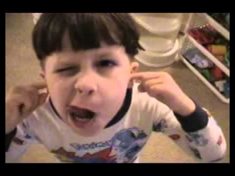 5 Year Old Me Being Mad As Fuck video