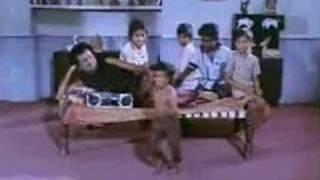 Midget Indian Dancing