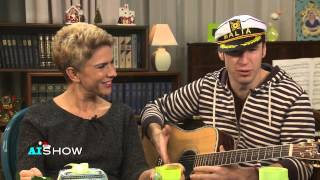 Provocare AISHOW: Teo Trandafir în duet cu Roman Iagupov