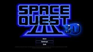 Space Quest 3 3D