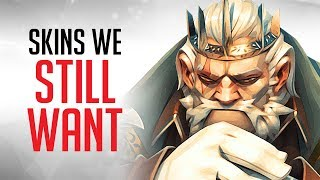 10 Overwatch Comic Skins that We Want in Game