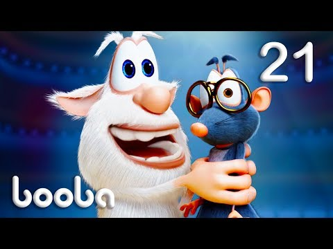 Booba - Concert Hall - episode 21 Funny kids cartoon series 2017 KEDOO Animations 4 kids thumbnail
