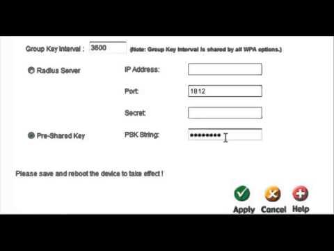 Cómo Configurar WiFi en módem router  D-Link DSL 2640T (Dlink) con Movistar Perú