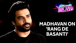 R.Madhavan On 'Rang De Basanti' & On The Song Luka Chuppi | Diwali Beats