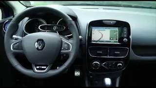 2016 New Renault CLIO GT Line - Interior Design Trailer | AutoMotoTV