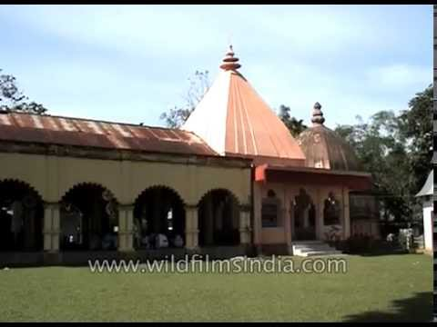 Namghar: House of congregational worship in Assam