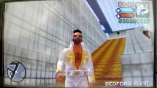 """Bug dans GTA Liberty City Stories sur PSP -""""je suis déçu..."""""""