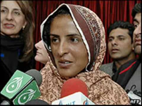 a pakistani woman who was gang raped in so called