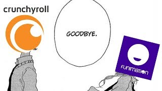 THE CRUNCHYROLL & FUNIMATION BREAKUP (and what it means) - Noble News