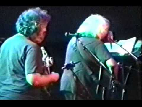 Jerry Garcia & David Grisman - The Handsome Cabin Boy