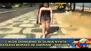 Rapunzel Di Dunia Nyata|On The Spot|Trans7