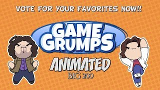Game Grumps Animated: The Big 200 Announcement!