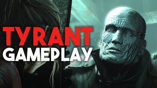Resident Evil 2 Remake: 10 Minutes Of Terrifying Tyrant Gameplay