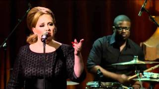 Adele - Rumor Has It (Live HD) Itunes Festival 2011