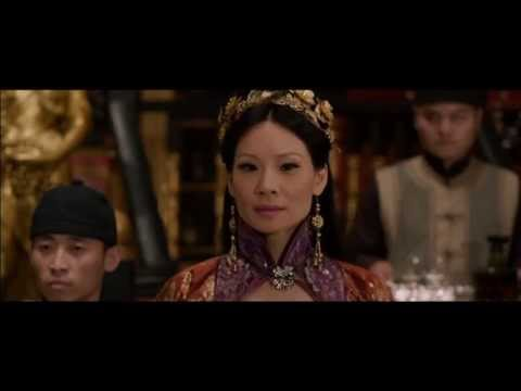 The Man With The Iron Fists Feature - Russell Crowe / Lucy Liu / RZA