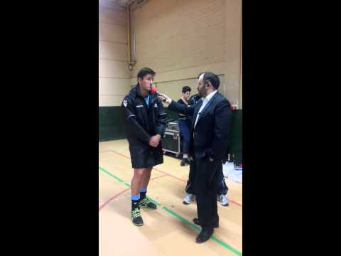 Post game talk from Glasgow Warriors v Connacht