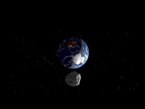 Asteroid to Pass Close to Earth in March