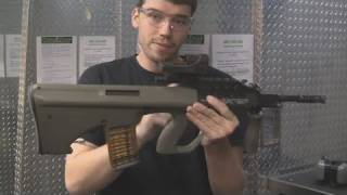 The AUG Assault Rifle