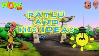 Patlu & His Ideas - Compilation Part 1 As seen on Nickelodeon As seen on Nickelodeon