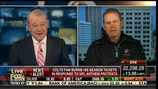 NFL Fan Rodney Heard - a Marine Veteran - Burns $4000 Worth of NFL Tickets Online