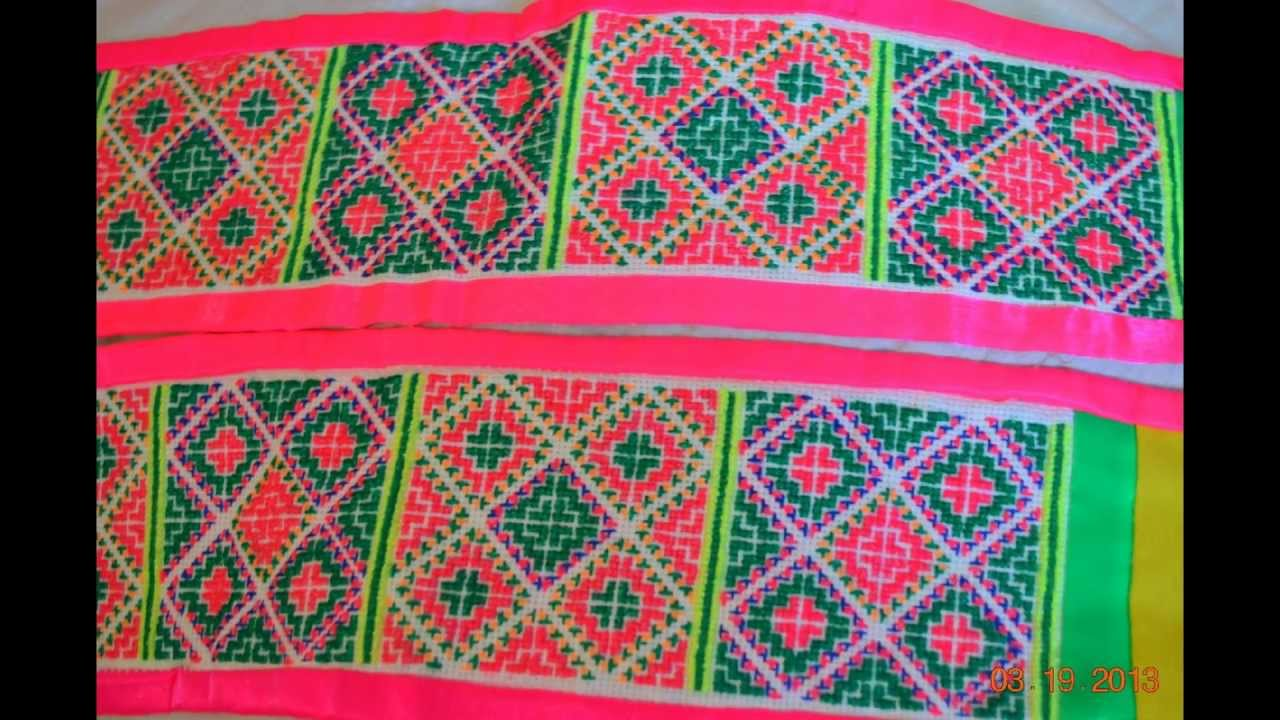 Hmong Dress Design