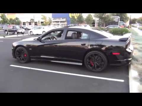 Warm Start - Outside - Cutouts Open - 2012 SRT8 Dodge Charger