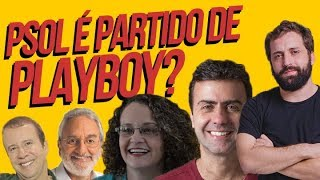 PSOL é partido de PLAYBOY? ENTENDA! | por Renan Santos