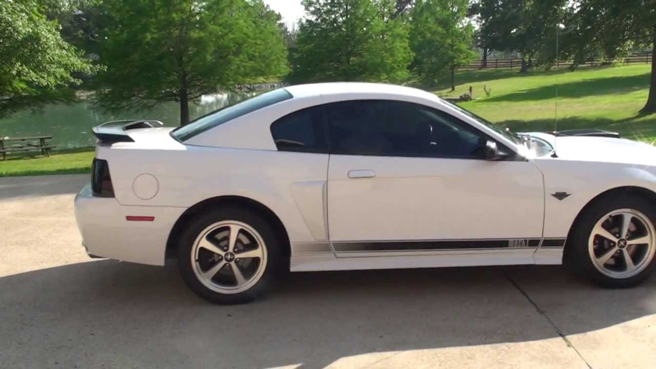 Hd video 2003 ford mustang mach 1 used for sale see www sunsetmilan