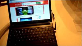 Acer Chromebook im Hands On