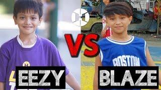 Eezy vs Blaze - Hype Streetball 1 on 1