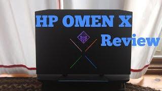 HP Omen X RGB Overclockable Laptop Unboxing + Review (Major Problems)
