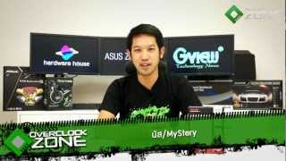 OverclockZone TV EP.161 : แกะกล่อง Toshiba Canvio 3.0 PLUS 1TB (HD)