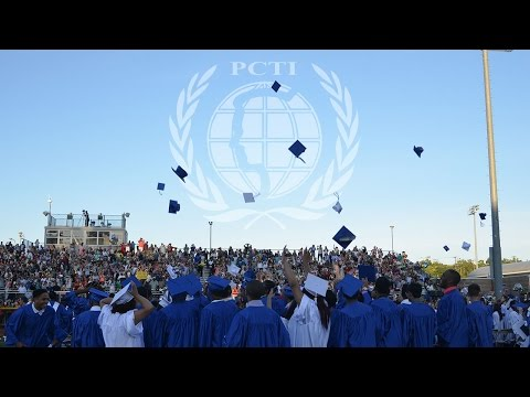 Passaic County Technical Institute's 2016 Commencement Ceremony