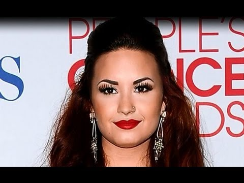 Demi Lovato Opens Up About Her Self Image Struggles!