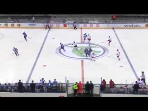 2015 IIHF WM IA. Poland - Ukraine - 3:2 (goals)