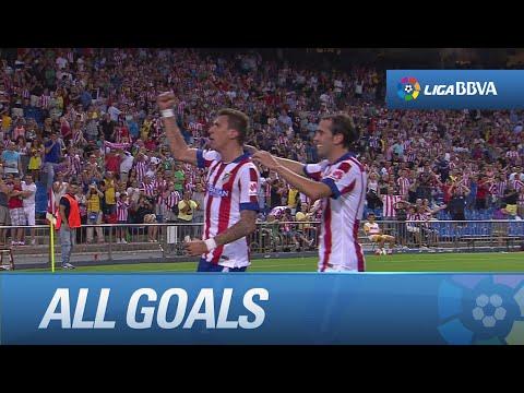 All goals Atlético de Madrid (2-1) SD Eibar - HD