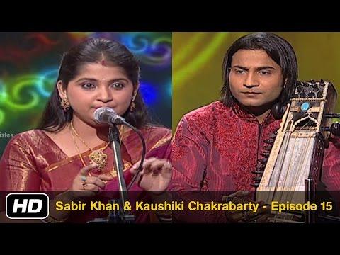 Sabir Khan & Kaushiki Chakrabarty - Episode 15 - Idea Jalsa