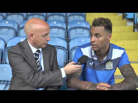 Sefton Gonzales Post-Match Interview - Boston United