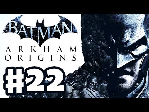 Batman Arkham Origins - Gameplay Walkthrough Part 22 - Mega Bane Boss Fight! (PC, Xbox 360, PS3)