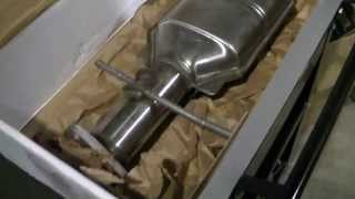 "98 Chevy S10 Sonoma Catalytic Converter Replacement ""Part 1 of 2"""