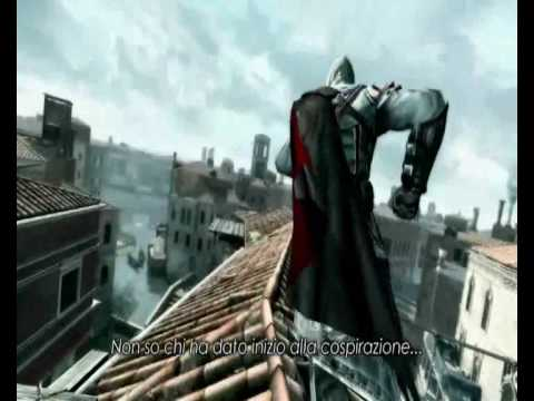 Assassin's Creed 2 & Brotherhood - Sono io la Morte (video remix)