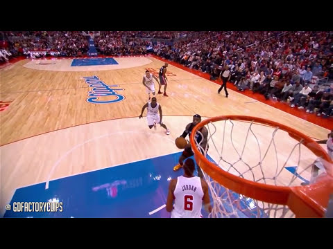 2014.02.05 - LeBron James Full Highlights at Clippers - 31 Pts, 12 Assists, Beast Mode!