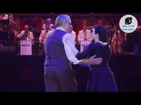Шалунья осень танец пожилой пары